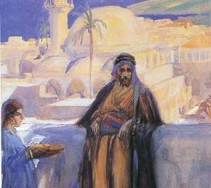 Lawrence de Arabia. Luis de León Barga