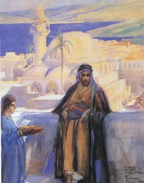Lawrence de Arabia. Por Luis de León Barga