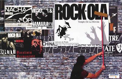 Una noche en el Rock-Ola. Antonio de Prada. Por Luis de León Barga