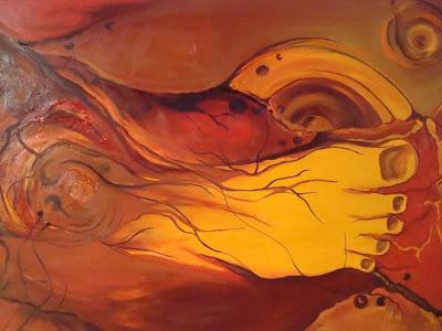 Nuevas pinturas latinoamericanas. Roxana Rignola o el vértigo del color. Por Sandra Ávila