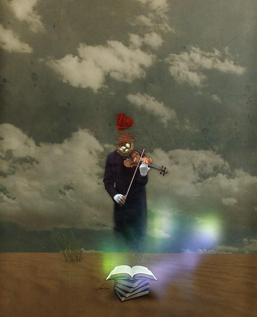 Libros en construcción. Pablo González Cuesta