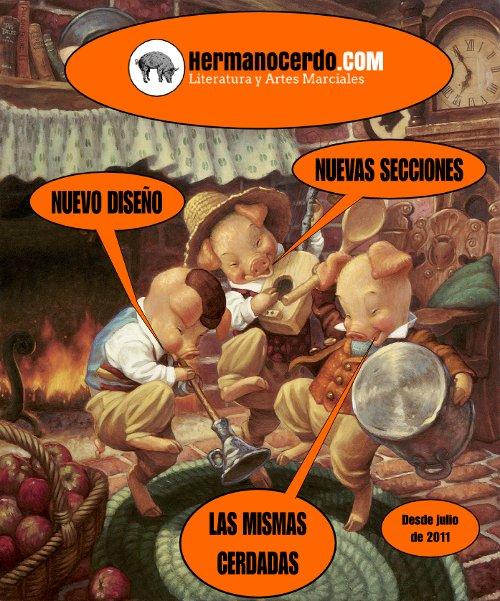 Revistas en la red. Hermano Cerdo. Por Sandra Ávila