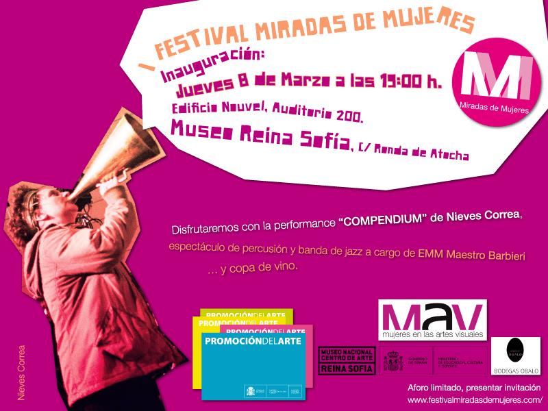 Primer Festival Miradas de Mujeres. Por Sandra Ávila