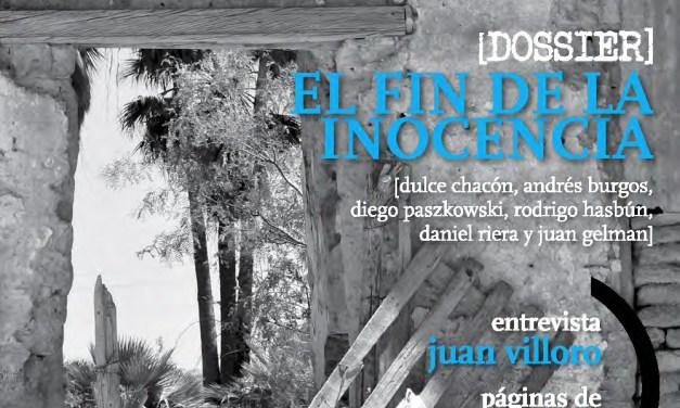 Revistas en la red. Coroto en la frontera. Sandra Ávila