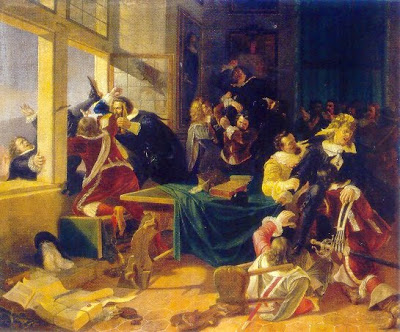 Defenestraciones y balconing. Enrique López Viejo
