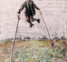 ¿Qué fue primero: el arte o la locura?  Lucas Damián Cortiana.
