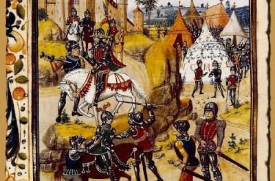 Un torneo interminable. La guerra en Castilla en el siglo XV, de Fernando Castillo Cáceres. Elena del Río Parra
