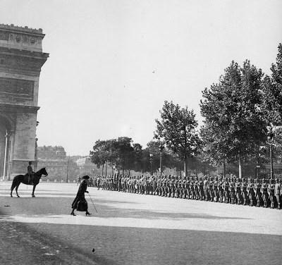 París-Modiano. De la Ocupación al Mayo del 68, de Fernando Castillo