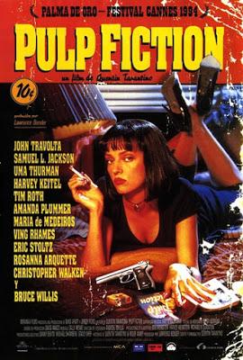 Pulp Fiction: veintidós años de un intruso premiado en Cannes