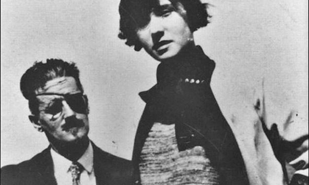 Cartas de amor y pasión a Nora Barnacle. James Joyce