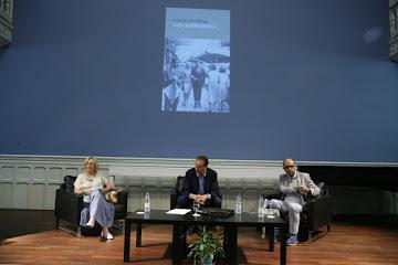 """Luis de León Barga presenta su última novela, """"Los durmientes"""""""