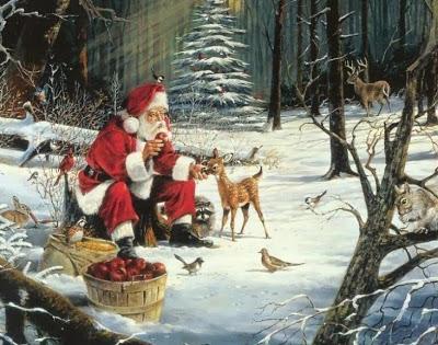 Santa Claus, santa importancia