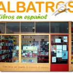 Albatros, una librería en español en Ginebra. Luis de León Barga