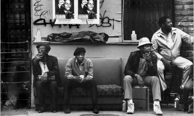Matt Weber, el fotógrafo taxista de las calles de Nueva York