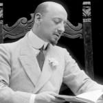 Los malentendidos sobre D'Annunzio el Magnífico. Maurizio Serra