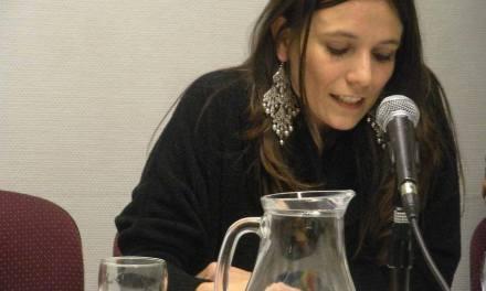 Leticia  Martín y la literatura de lo extraño