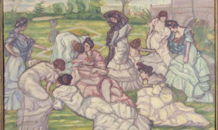 Iturrino o la  furia del color en el museo Carmen Thyssen de Málaga