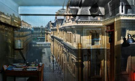 La cámara oscura  de Abelardo Morell