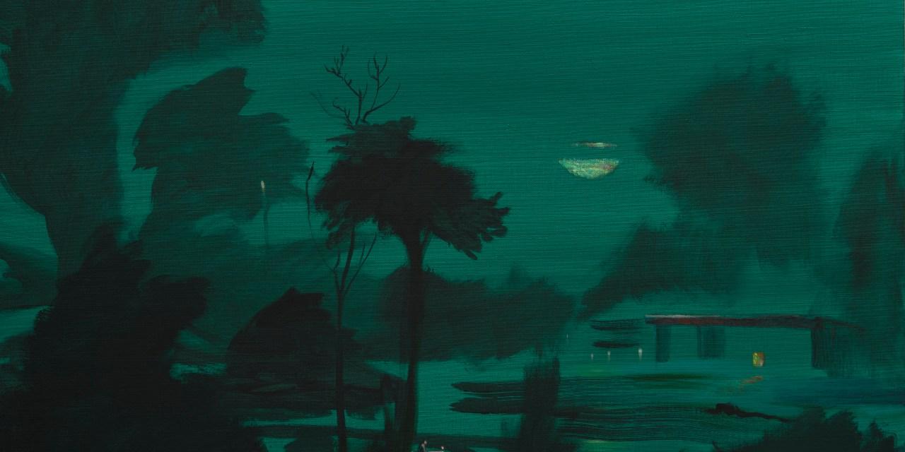 Nueve cuadros de Alvar Haro en JUSTMAD
