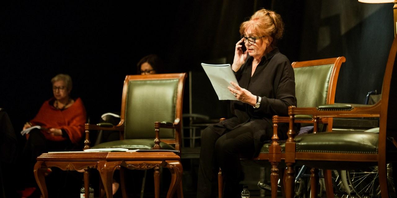 La agente literaria, una comedia dramática de Sergio Vila-Sanjuán