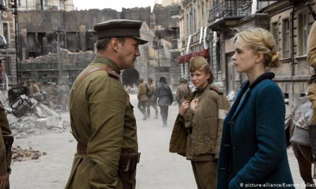 El comienzo y el final de la Segunda Guerra Mundial o una mujer en Berlín