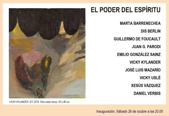 El poder del espíritu en la Galería Siboney de Santander