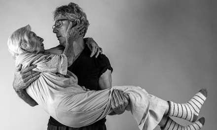 Tony Luciano y su madre, o la lucha contra la demencia senil