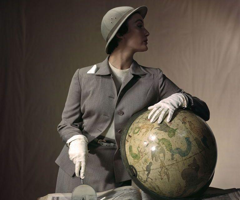 Louise Dahl-Wolff, la pionera de la fotografía de la moda