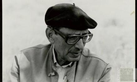 Cinco horas con Miguel Delibes. Javier Goñi