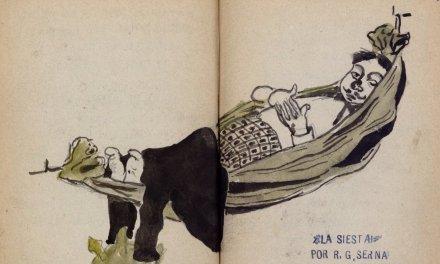 Ramón Gómez de la Serna. Sus inicios como dibujante. El Postal. Revista defensora de los derechos estudiantiles (1901-1902)