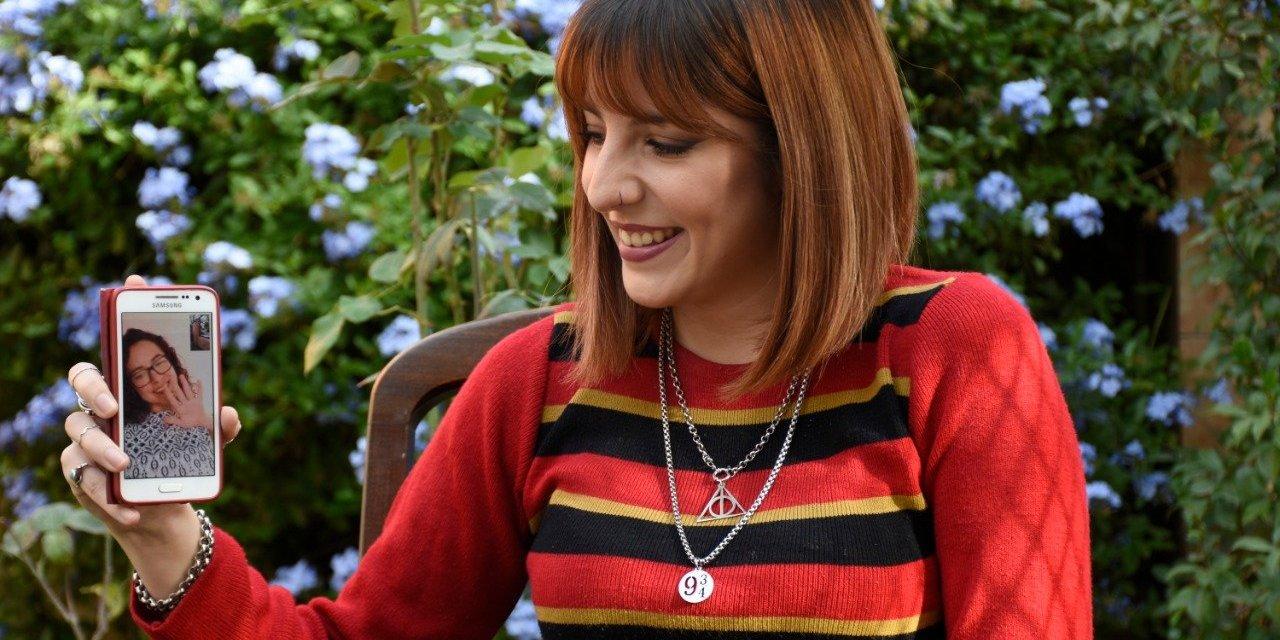 Florencia Villaro, el talento de escribir con la mexicana Eva Montcluth una novela a cuatro manos en las cosmopistas de internet