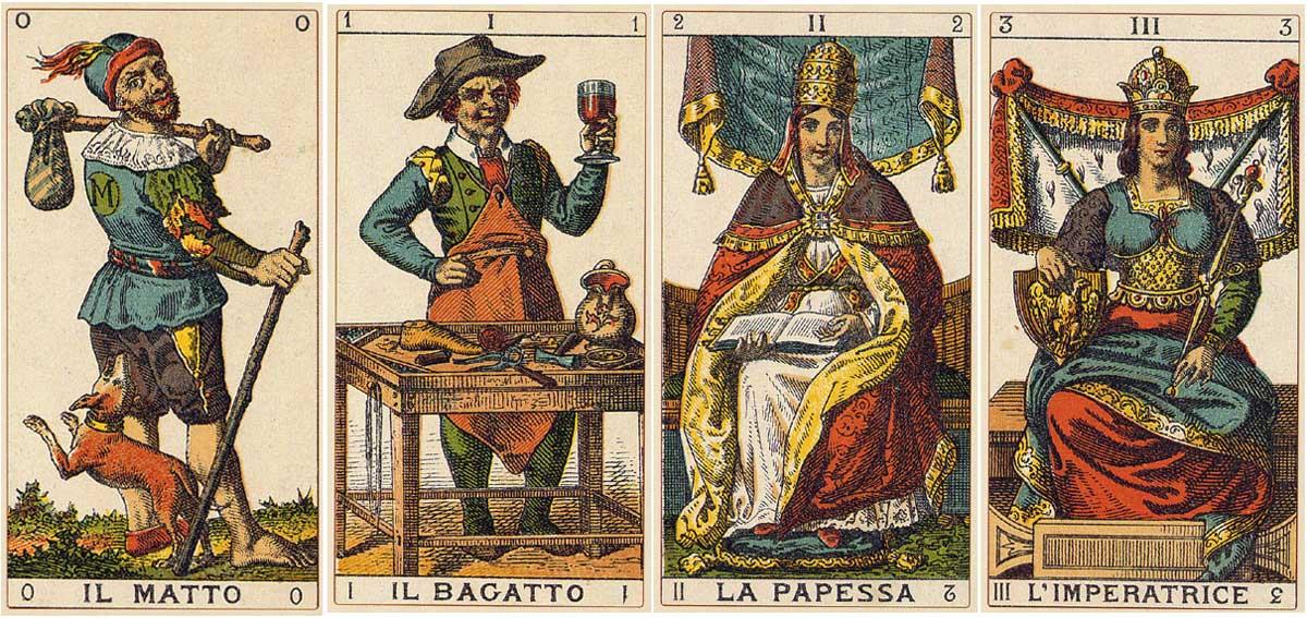 Jung y el Tarot. Un viaje arquetípico a lo largo de la historia de un juego de cartas