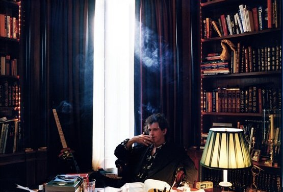 La vida de un guitarrista de los Rolling Stones, llamado Keith Richards