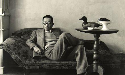 Arnold Newman, retratos de artistas de los años cuarenta y cincuenta