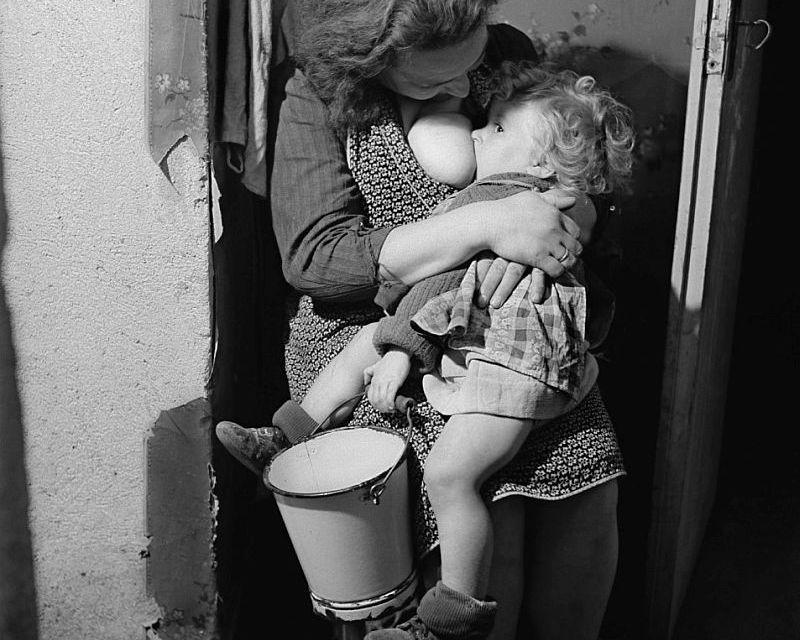 El fotógrafo suizo Werner Bischof, o el fotoreportaje humanista