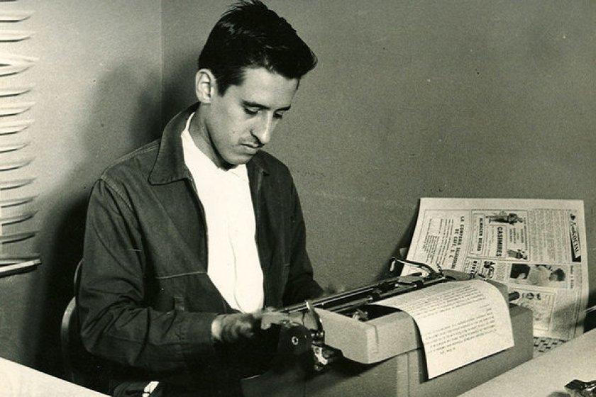 Roque Dalton: correspondencia clandestina, de Horacio Castellanos Moya. Penguin Random House, 2021