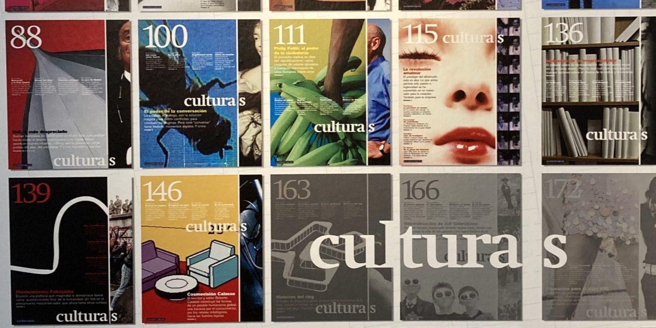 Los mil números de Cultura/s (2002-2021), el suplemento cultural de La Vanguardia