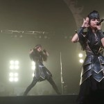 "BABYMETAL FANCAM COMPILATION ""DISTORTION"" (Houston)"