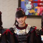 BABYMETAL SPEAKING GREAT ENGLISH