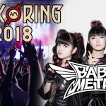 BABYMETAL Live At Rock Am Ring 2018