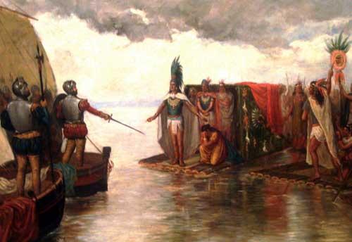 Hernán Cortés VII