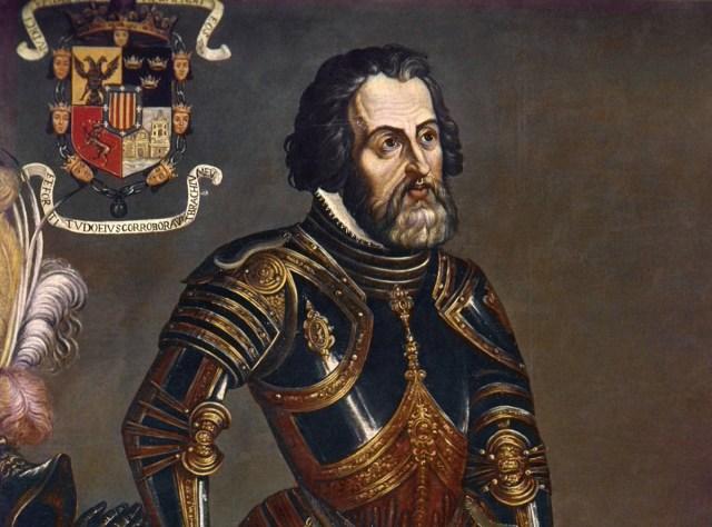 Hernán Cortés, marqués sin poder.