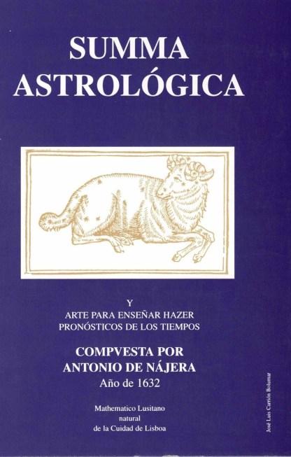 SUMMA ASTROLOGICA