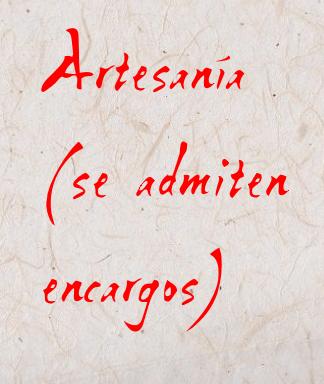 Artesanía Local
