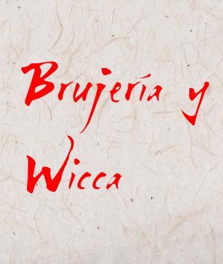 Brujería Y Wicca