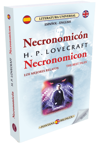 Necronomicón / Necronomicon (español-inglés, english-spanish)