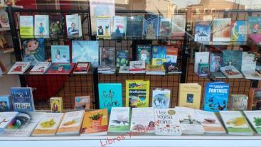 Librería Yutakla en Llíria