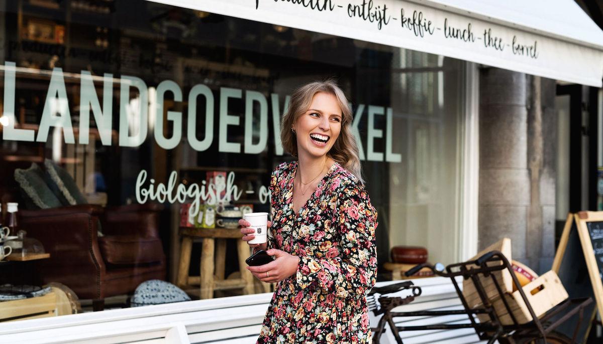 de leukste klanten krijg je met foodie & marketingspecialist Marieke
