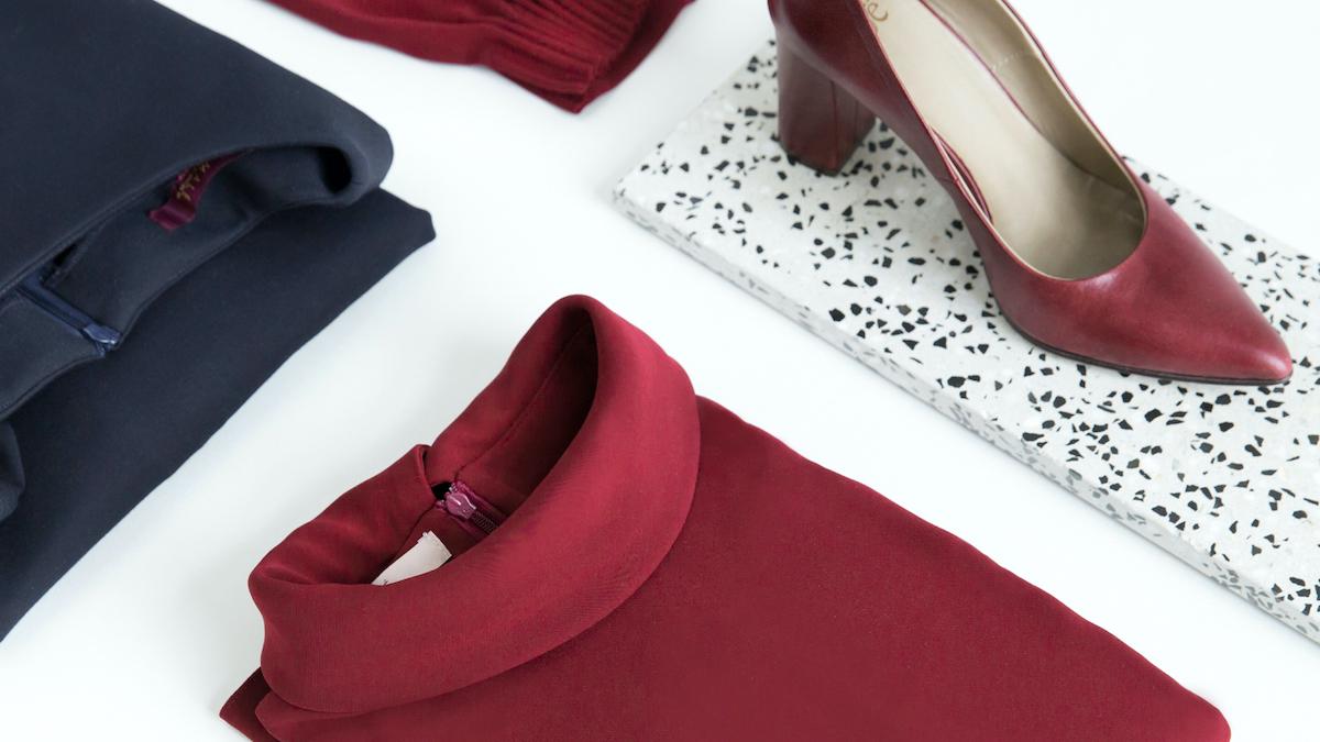 What to wear? 6 zakelijke kledingtips van Malé!