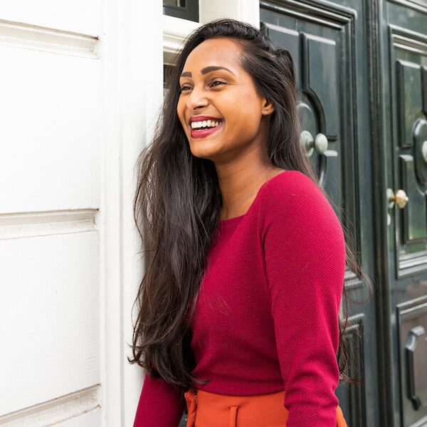 Ester begon een duurzame, zakelijke kledinglijn
